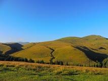 Nationalpark Bucegi Stockbild