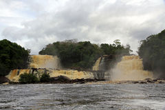 Nationalpark Canaima Stockfoto