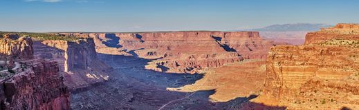 Nationalpark Canyonlands lizenzfreie stockfotografie