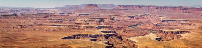Nationalpark Canyonlands Lizenzfreies Stockfoto