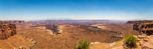 Nationalpark Canyonlands Stockbilder