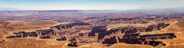 Nationalpark Canyonlands Lizenzfreies Stockbild