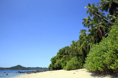 Nationalpark Coiba, Panama Stockbilder