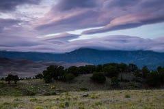Nationalpark in Colorado, USA Stockfotografie