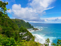 Nationalpark Corcovado Lizenzfreie Stockfotos