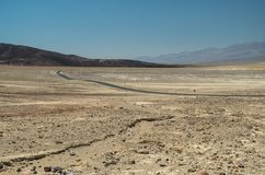 Nationalpark Death Valley Lizenzfreie Stockfotografie