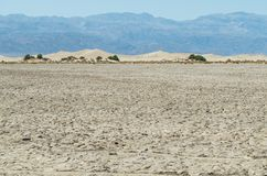 Nationalpark Death Valley Stockfotografie