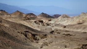 Nationalpark Death Valley Lizenzfreies Stockbild