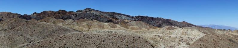 Nationalpark Death Valley Lizenzfreie Stockfotos