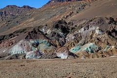 Nationalpark Death Valley Lizenzfreies Stockfoto
