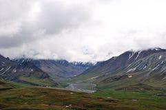 Nationalpark Denali Stockbild