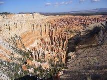 Nationalpark der Bryce Schlucht Stockbild