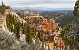 Nationalpark der Bryce Schlucht, Utah lizenzfreies stockfoto