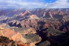 Nationalpark des Grand Canyon Stockfotos