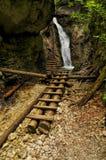 Nationalpark des slowakischen Paradieses Lizenzfreie Stockbilder