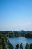 Nationalpark för AukÅ ¡ taitija Royaltyfri Bild