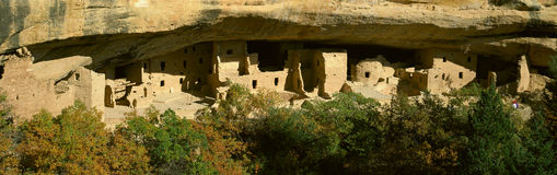 Nationalpark för Mesa Verde Royaltyfria Foton