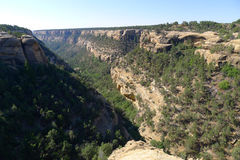 Nationalpark för Mesa Verde Royaltyfria Foton