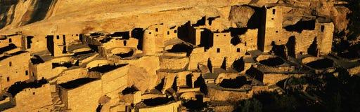 Nationalpark för Mesa Verde, CO Fotografering för Bildbyråer