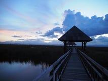 Nationalpark för Sam roi-yot, Prachuap Khiri Khan, Thailand Arkivbild