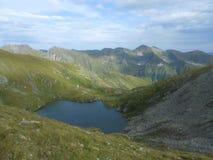 Nationalpark Fagaras, Rumänien Lizenzfreie Stockfotos