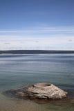 Nationalpark- Fischen-Kegel-Geysir Lizenzfreie Stockfotografie