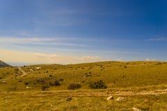 Nationalpark Galichica arkivfoton