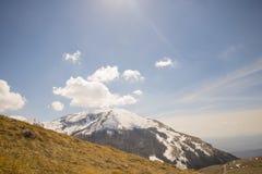 Nationalpark Galichica Arkivbilder