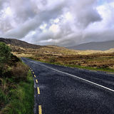Nationalpark Glenveagh Lizenzfreie Stockfotografie