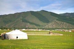 Nationalpark Gorkhi-Terelj bei Ulaanbaatar, Mongolei Stockbilder