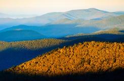 Nationalpark Great Smoky Mountains Stockbilder