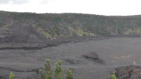 Nationalpark Hawaii des Vulkans stock footage