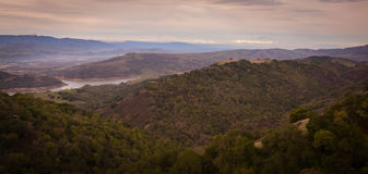 Nationalpark Henrys W Coe nahe Morgan Hill CA stockbilder
