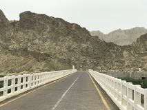 Nationalpark Hingol südwestliche Baluchistan Provinz Makran lizenzfreie stockbilder
