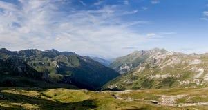 Nationalpark - Hohe Tauern - Österreich Stockfotografie