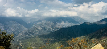 Nationalpark König-Canyon Lizenzfreie Stockbilder