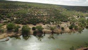 Nationalpark Kalbarri stock video footage
