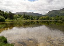 Nationalpark Killarneys Muckross See Stockfoto