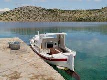 Nationalpark Kornati Stockfotos