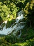 Nationalpark Krka, gelegen in Mittel-Dalmatien, nahe der Stadt von Å-ibenik Lizenzfreies Stockfoto