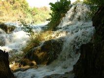 Nationalpark Krka, gelegen in Mittel-Dalmatien, nahe der Stadt von Å-ibenik Stockbild