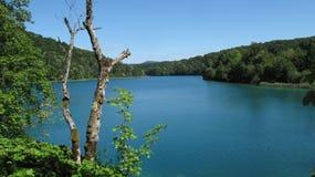 Nationalpark Kroatiens, Plitvice Seen (2011) [4] Stockfotografie