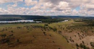 Nationalpark-Landschaft Canaima, Venezuela stock footage
