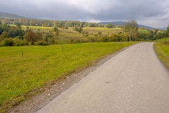Nationalpark Magura (Magurski-Park Narodowy) Stockfoto