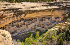 Nationalpark MESA-Verde Stockbilder