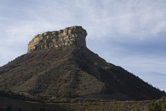 Nationalpark MESA-Verde, Kolorado Lizenzfreies Stockfoto