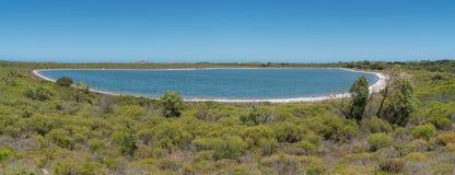 Nationalpark Nambung, West-Australien Lizenzfreie Stockfotografie