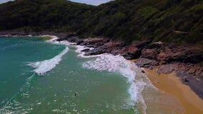 Nationalpark Noosa auf der Sonnenschein-Küste, Queensland, Australien stockfotografie