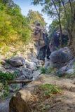 Nationalpark Obluang Lizenzfreies Stockfoto