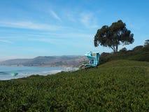 Nationalpark Pazifikküste-Landstraßen-EL Capitan auf Strand Stockfotos